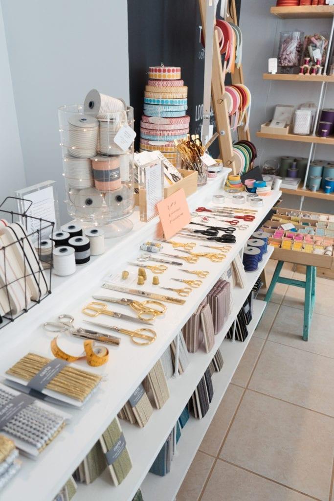 studio carta and sip & script class desk accessories